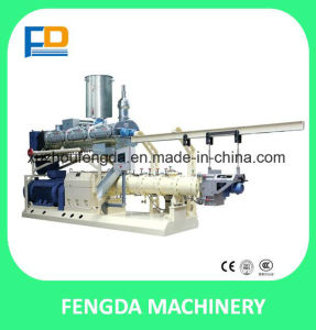 Twin Screw Wet Steam Feed Extruder (TSE68) for Fish and Aquatic Feed pictures & photos