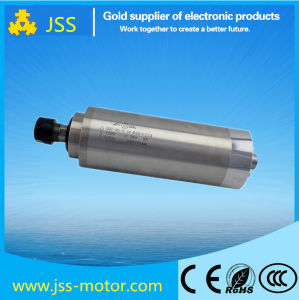 2.2kw Water Cooled Spindle Motor with 4 Bearings in China Er20 pictures & photos