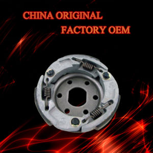 High Quality Hm50 Clutch Shoe Assembly for 50cc 2-Stroke Minarelli 1PE40qmb Jog Engines.