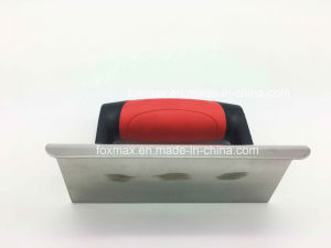 Putty Knife Stainless Steel Groover Trowel (FPT-19) pictures & photos