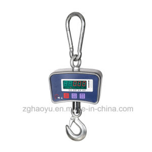 Digital Crane Scale From China Hanging Scales pictures & photos