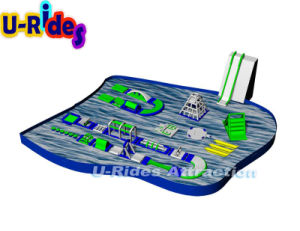 Giant Aqua Inflatable Floating Water Park for Sale pictures & photos