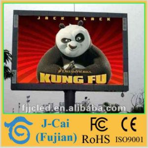 Outdoor P10 LED Display Screen for Advertising and Video pictures & photos