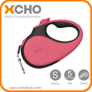Customized Retractable Dog Collar and Leash pictures & photos