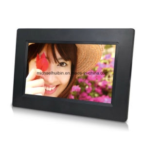 Hot Sale 7′′ TFT LCD Promotional Advertising Video Display (HB-DPF701A) pictures & photos