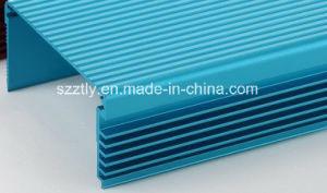 Aluminum/Aluminum Extrusion/Extruded Heatsink by Anodizing/Powder Coating etc pictures & photos