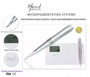Mastor Permanent Makeup Digital Touch Screen Machine pictures & photos