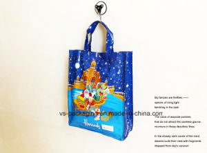 Waterproof Christmas Gift Shopping Bag pictures & photos