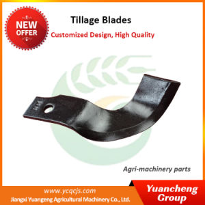 Furrow Blade 3 Point Hitch Soil Tilling Machine Rotary Tiller Blade pictures & photos