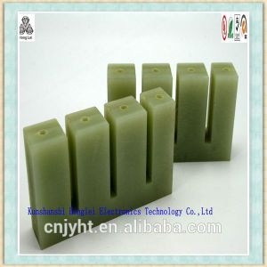 Green Fr-4 Sheet with Favorable Dielectric Property in Stock pictures & photos