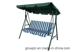 Garden Swing Chair for 2-3 Persons pictures & photos