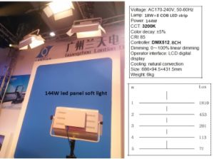 Soft LED Panel Light pictures & photos