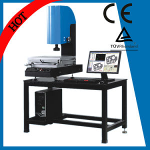CNC Vision / Video/Image High Precise Size Measuring Machine System pictures & photos