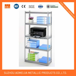 Light Duty Storage Metal Slotted Angle Shelving pictures & photos