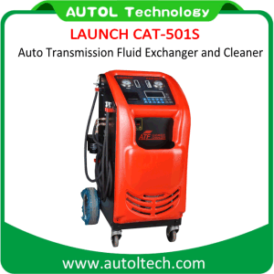 Newest Launch Cat-501s Auto Transmission Cleaner Changer Cat 501s Atf Changer Better Than Launch Cat-501+ with Best Price pictures & photos