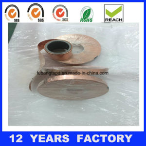 0.018mm Thickness Soft and Hard Temper T2/C1100 / Cu-ETP / C11000 /R-Cu57 Type Thin Copper Foil pictures & photos