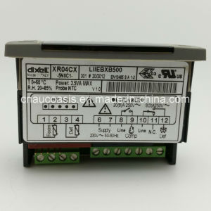 Xr04cx-5n0c1 Dixell Electronic Temperature Controls (220V/50Hz, Red or Blue display) pictures & photos