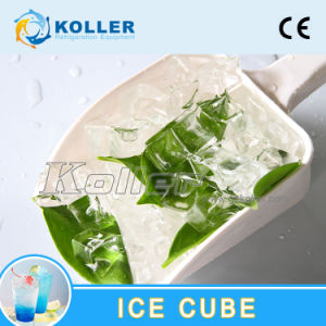 Koller Large and Stable Edible Cube Ice Machine in Hot Area pictures & photos