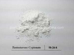 Top Purity Bodybuilding Powder Testosterone Cypionate / Test Cypionate CAS: 58-20-8 Chrisitne pictures & photos