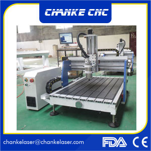 Ck6090/3030 Mini Woodworking CNC Router for Engraving Alumnium Copper MDF pictures & photos