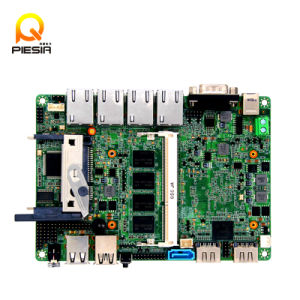 Factory Price X86 Dual LAN Lvds Nano Itx Motherboard with Watchdog Timer and Gpio pictures & photos