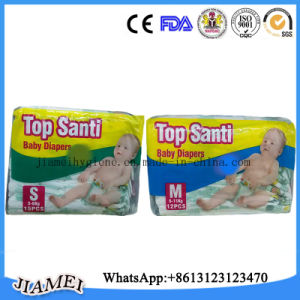 West Africa Top Santi Disposable Baby Diapers for Burkina Faso pictures & photos