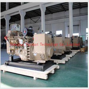 Cummins 100kw Diesel Power Marine Genset/Generator Set pictures & photos