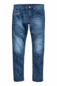 Slim Tapered Selvedge Men Jeans pictures & photos