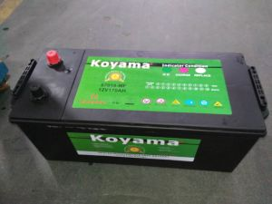 12V170ah Maintenance Free Lead Acid Car Storage Battery (67018MF) pictures & photos