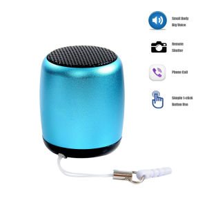 Portable by Ancord Small Body Loud Voice Shutter Button Selfie Features Mini Speaker pictures & photos