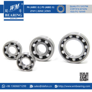 6210 High Temperature High Speed Hybrid Ceramic Ball Bearing pictures & photos