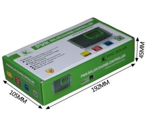 24V10A Controller with PWM Mode and Temperature Compensation pictures & photos