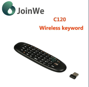 C120 Wireless Fly Mouse 2.4GHz Mini Mini Keyboard pictures & photos