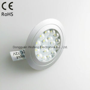 Ce/RoHS LED Puck Light for Wardrobe, Cabinet, Furniture pictures & photos