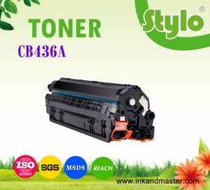 Compatible CB436A HP Toner Cartridge pictures & photos