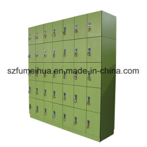 Formica Laminate Cheap Locker Gym Bench and Locker pictures & photos