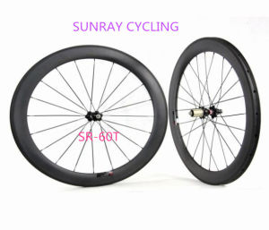 Bike Road Wheelset, Carbon Bike Wheels pictures & photos