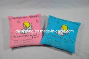 Plush Polo Shirt Cushion with Numbers pictures & photos