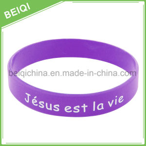 2017 Hot Selling Wholesale Cheap Custom Silicone Bracelet pictures & photos