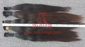 Unprocessed Natural Virgin Remy Cuticles Intact Hair Extension pictures & photos