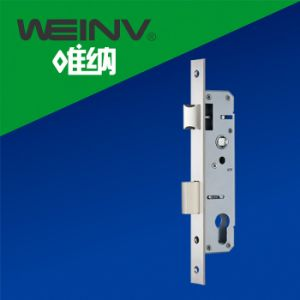 Aluminum Mortise Lock Body 2585 pictures & photos