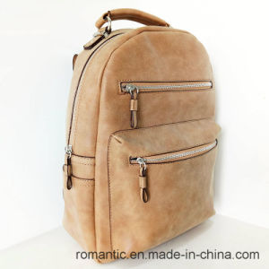 Wholesale Lady PU Backpack Women Travel Backpack Bag (NMDK-041304) pictures & photos