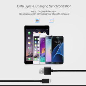 High Quality Sync and Charge Mobile Phone 8 Pin Lightning USB Samsung/iPhone pictures & photos