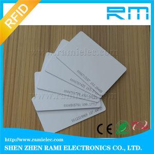 Factory Price 125kHz Em4100 RFID Cards Blank White Printable