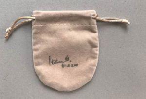 Fashion Drawstring Velvet Gift Bag