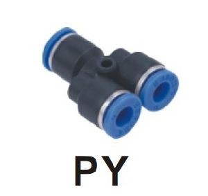 Py Branch Pipe Pneumatic One Touch Fitting pictures & photos