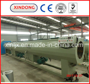 HDPE Pipe Production Extrusion Line PP Pipe Plastic Extruder Machine pictures & photos