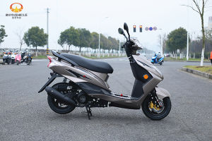 125cc Scooter Motorcycle with Fast Speed pictures & photos
