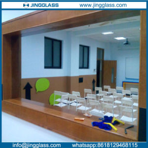 Sound Insulation One Way Mirror Glass in School pictures & photos