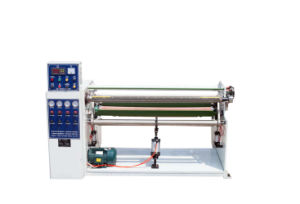 Single Shaft Tape Rewinding Machine pictures & photos